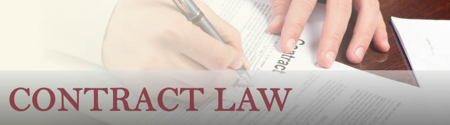Contract Law Rockland County, Contract Law Haverstraw, Contract Attorney Haverstraw